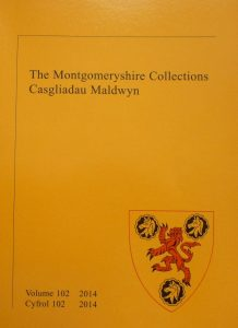 Montgomeryshire Collections