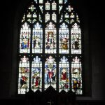 Parish church Llanidloes