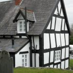Church cottage Tregynon
